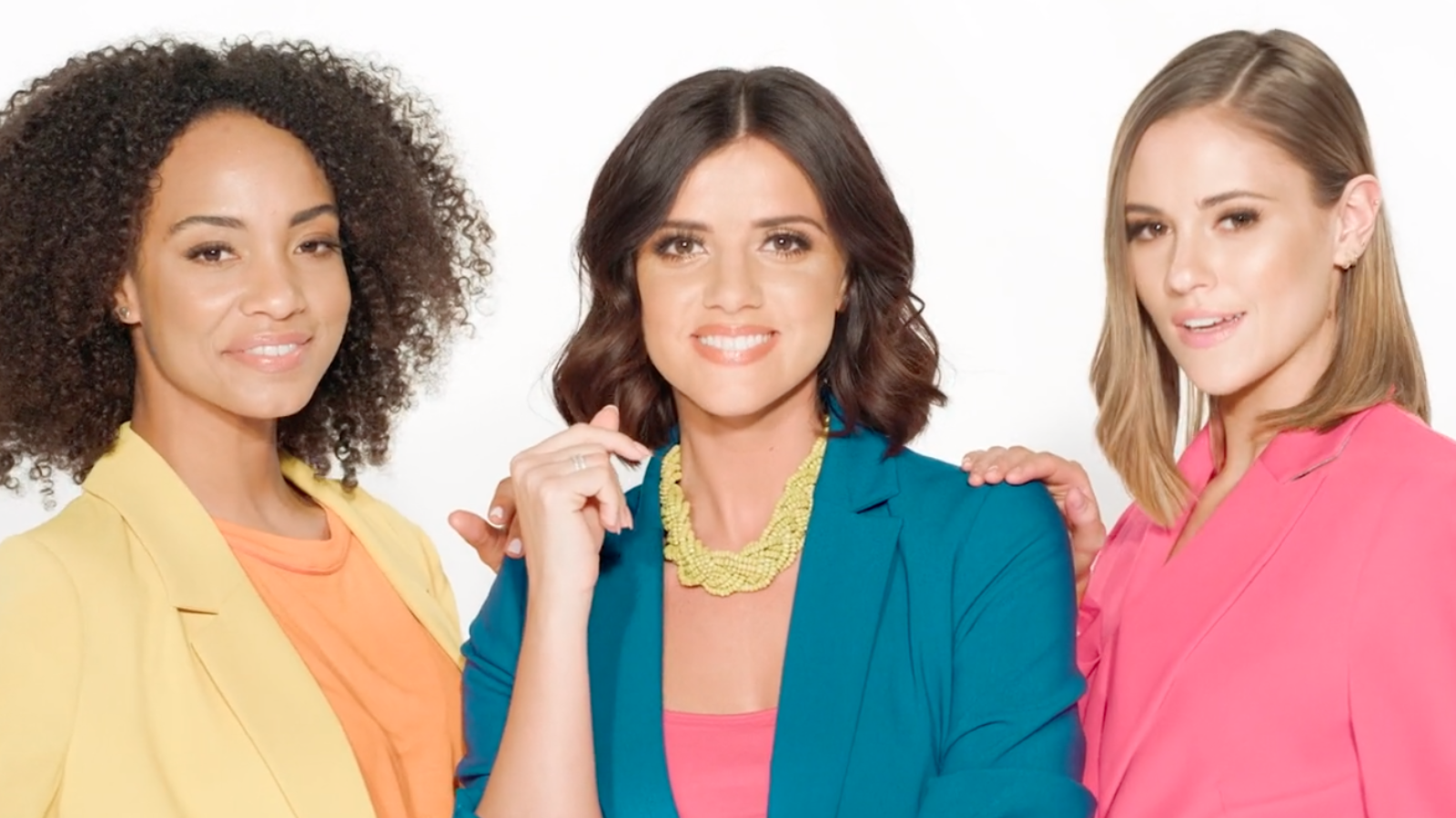 Watch our latest TV ad featuring Lucy Mecklenburgh
