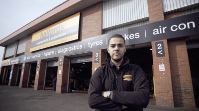 Halfords Autocentres | Team