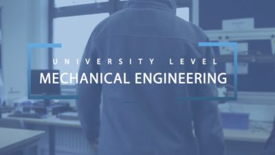 Solihull College | Mechanical Engineering HE Promo