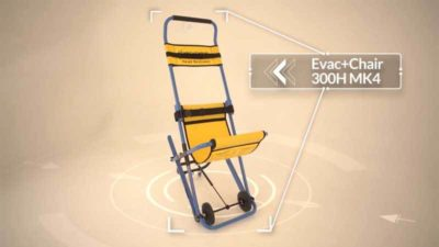 Evac+Chair | Brand Film